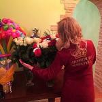 Халат с индивидуальной вышивкой - лучший подарок любимой маме